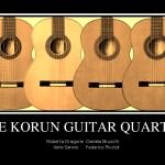 korun guitar quartet
