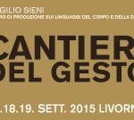 Banner Cantieri del gesto